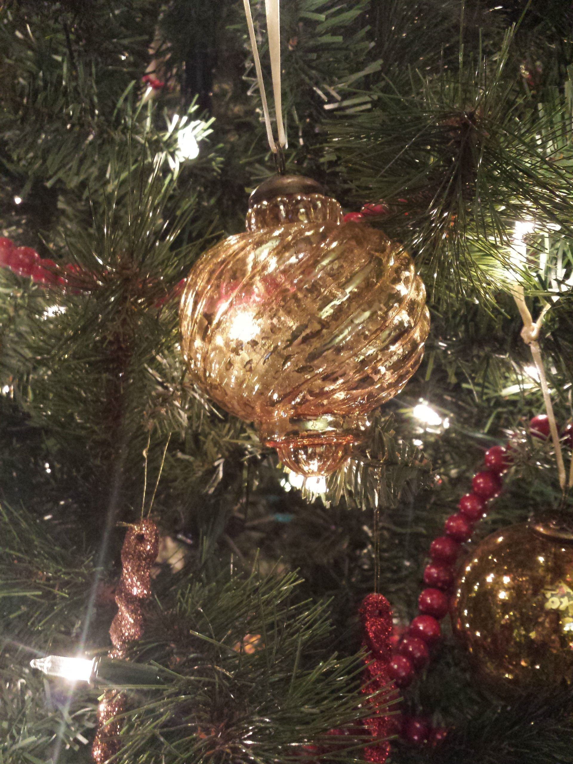 Read more about the article The Christmas Tree is Decorated!