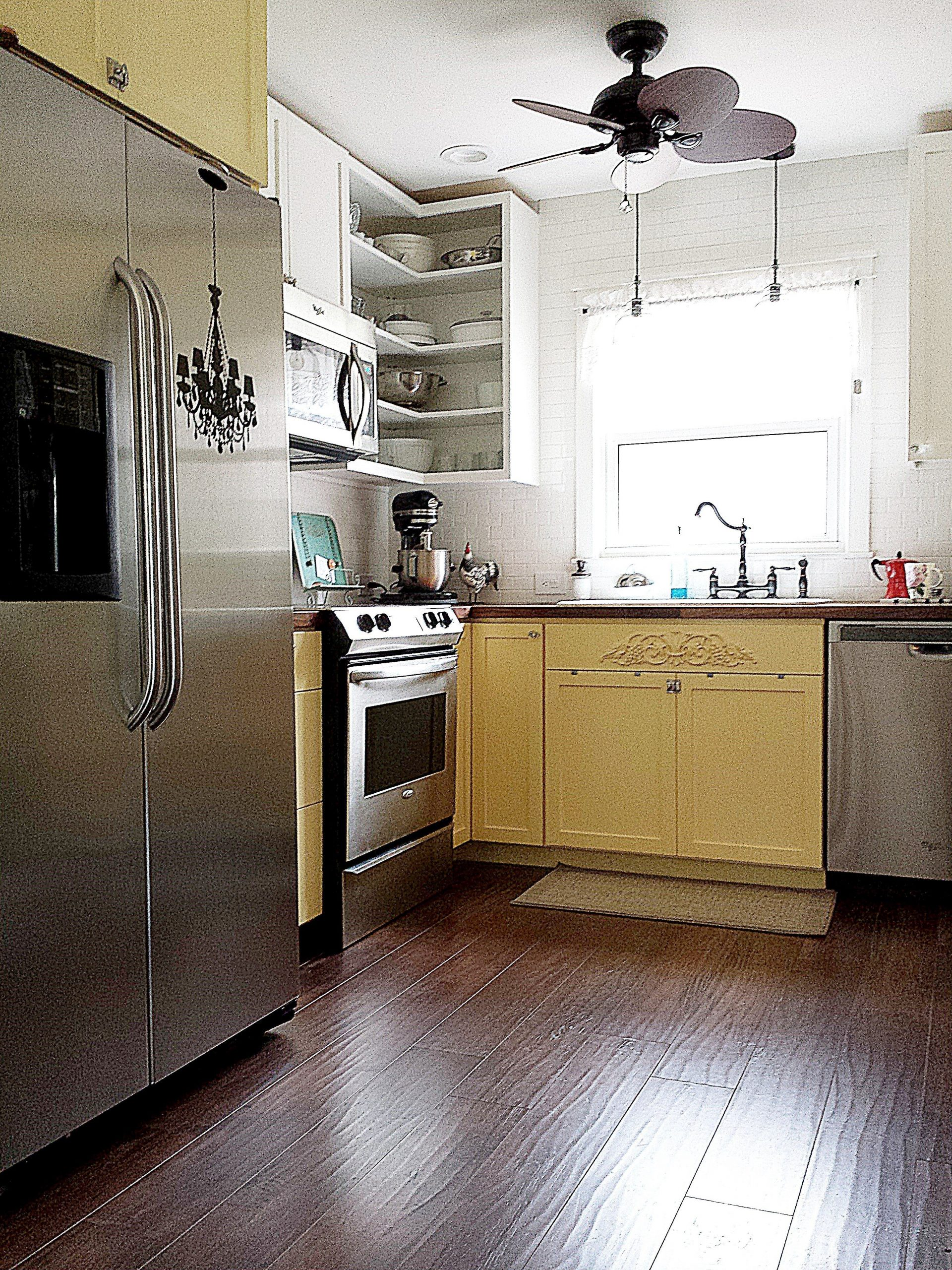 Read more about the article My French Country Kitchen