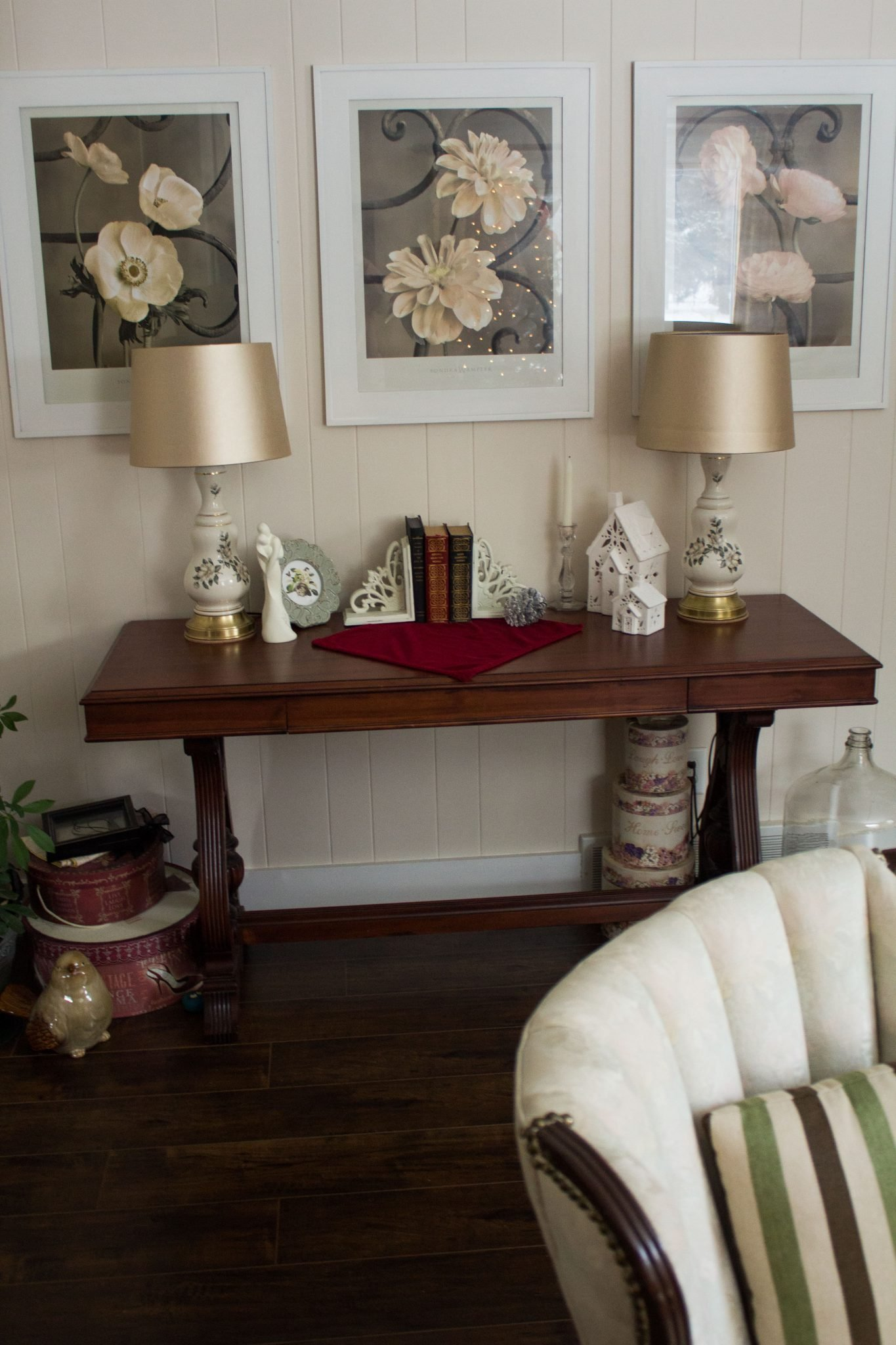 Read more about the article Updating a table lamp