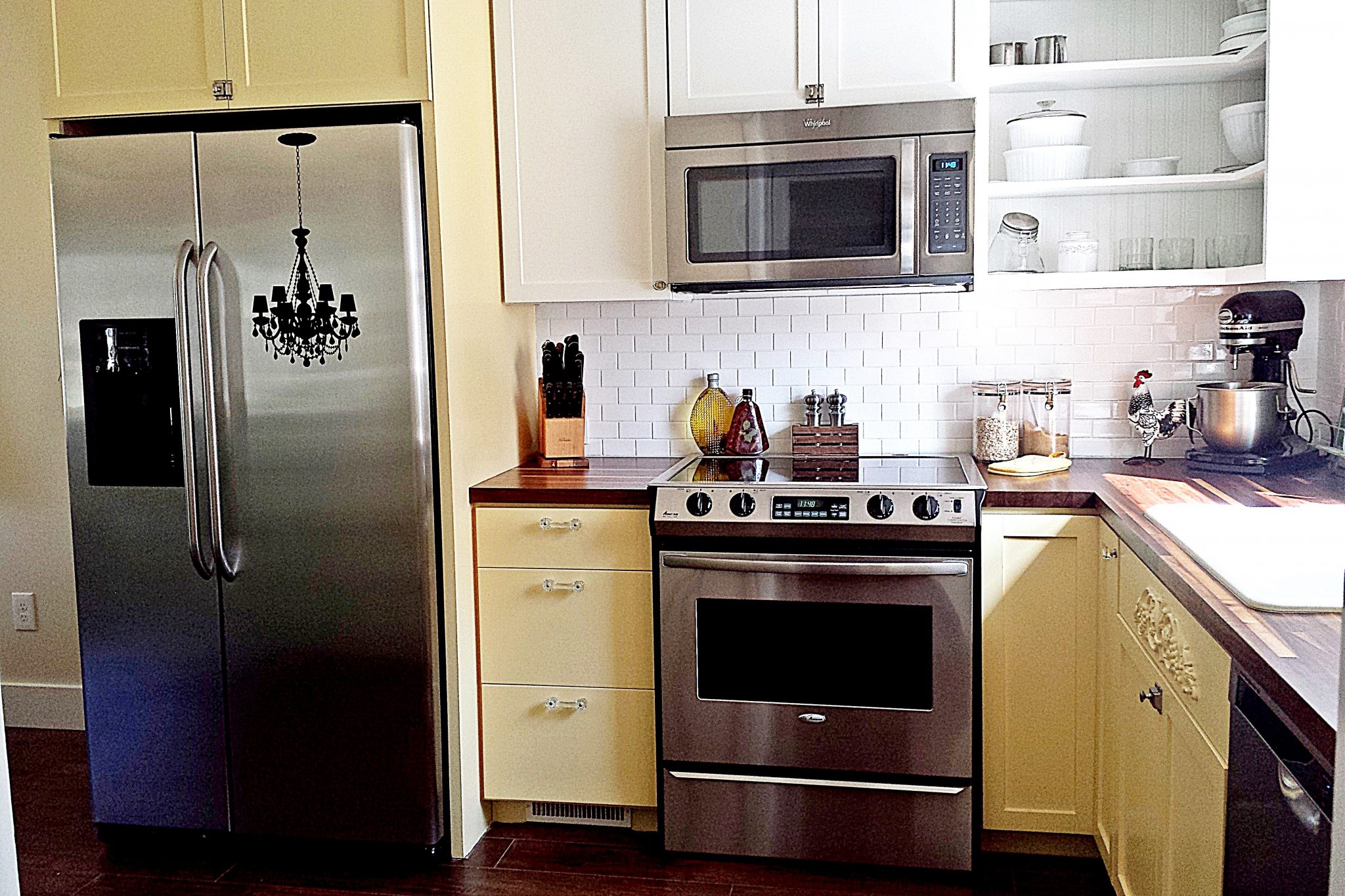 Read more about the article Small change in the kitchen — Huge impact
