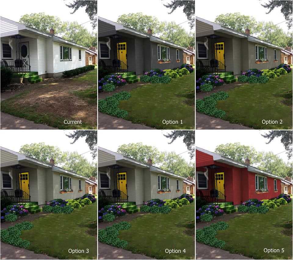 Read more about the article Exterior color: Which do you like best?