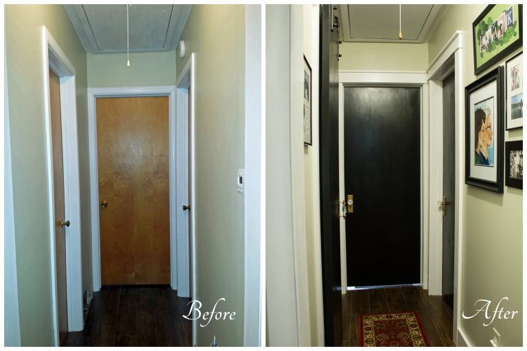 Before & After Doors